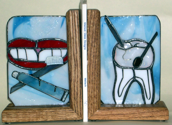 Dentist Bookends