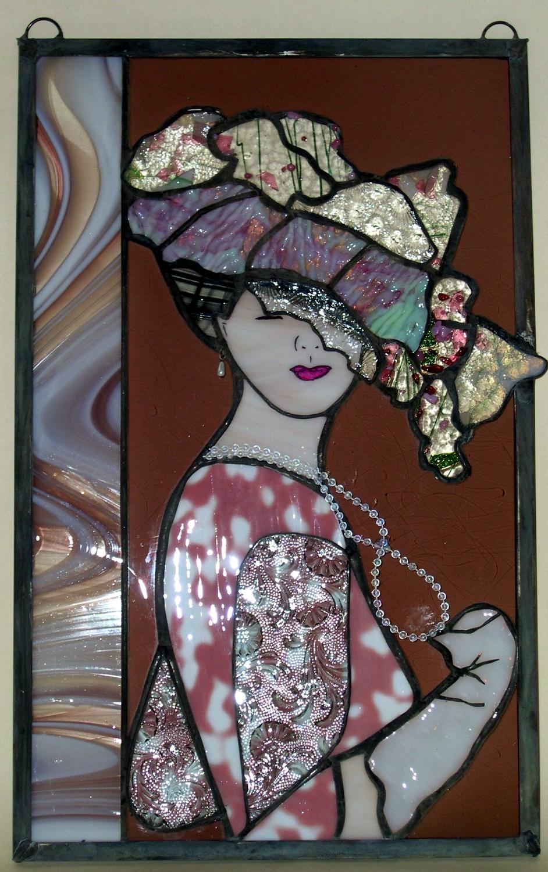 Victorian Lady #1   11 x 17