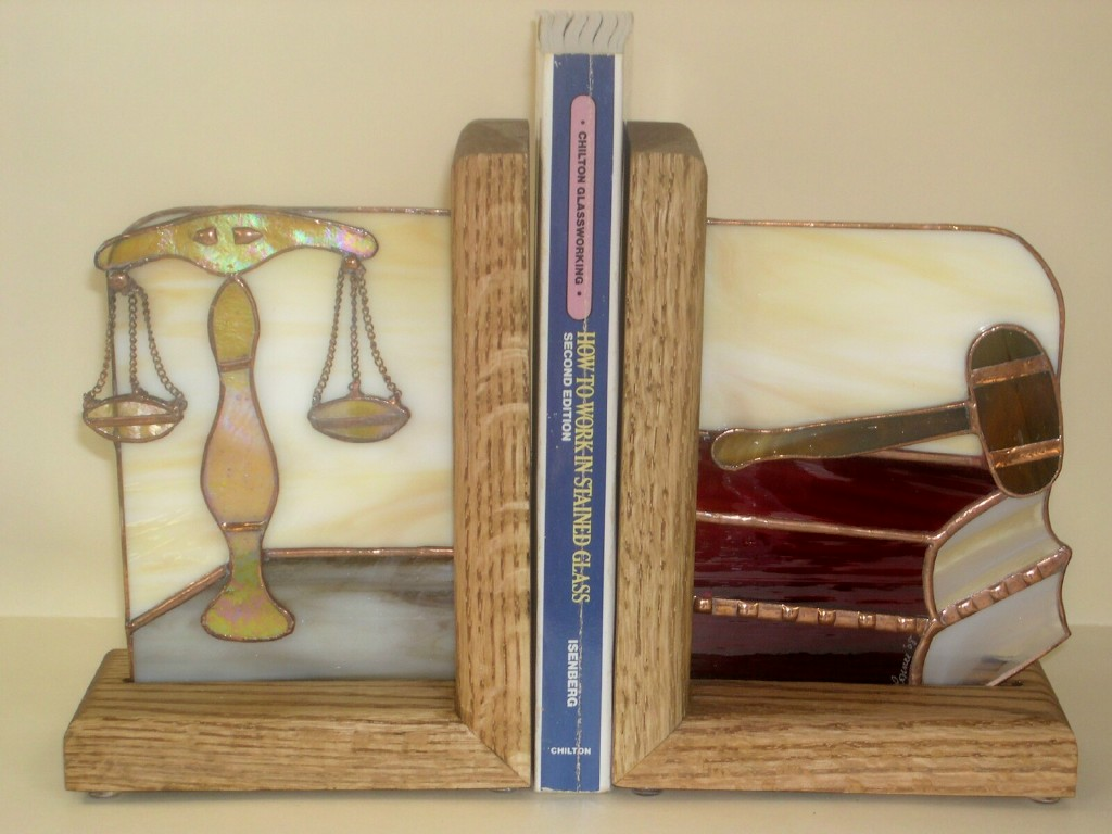 Law Bookends